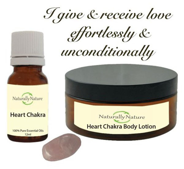 4 Heart Chakra Gift Set